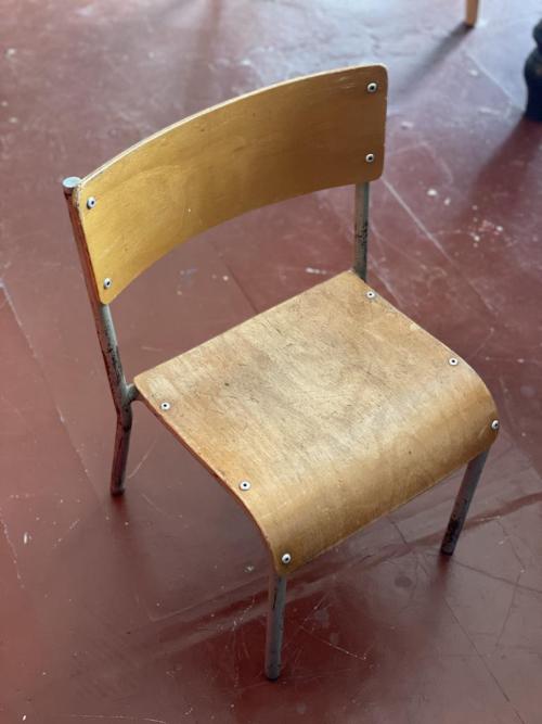 Child's School Chair
