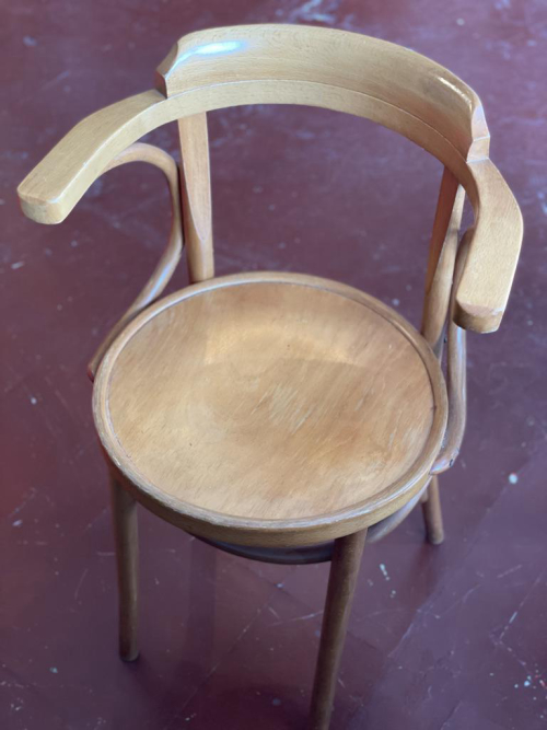 Small Bentwood Chair