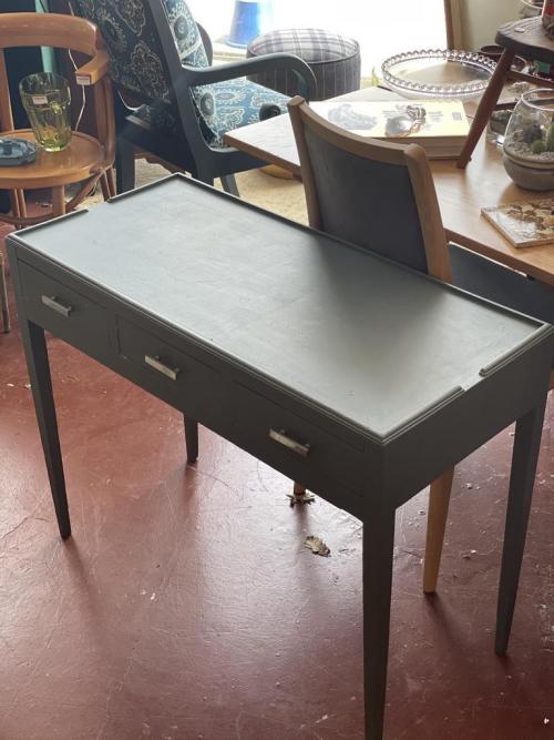 Grey Painted Sideboard 3 Drawer