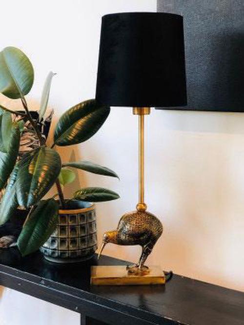 Kiwi Table Lamp Vanilla Fly