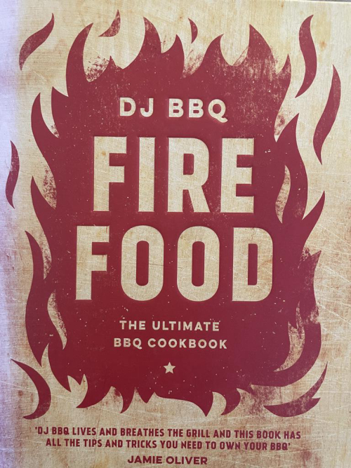 DJ BBQ Fire Food