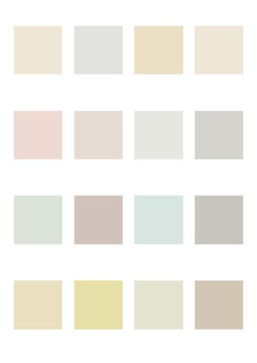 J&A Matt Emulsion 1L Pastel Tones