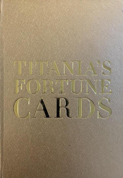 Titanla's Fortune Cards