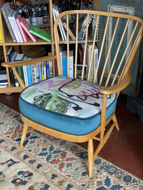 Ercol Occasional Chair