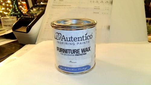 Small Clear Wax