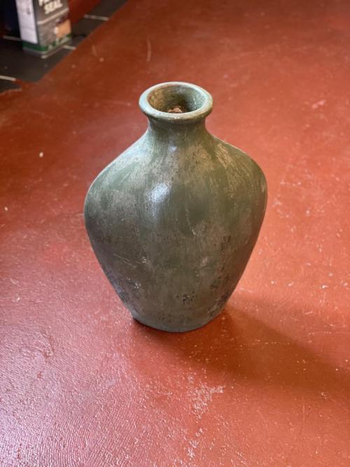 Lip Green Vase
