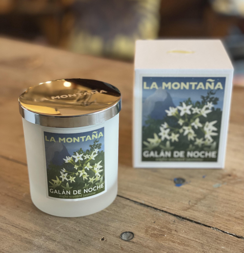 La Montana 40hr Candle  Galan De Noche
