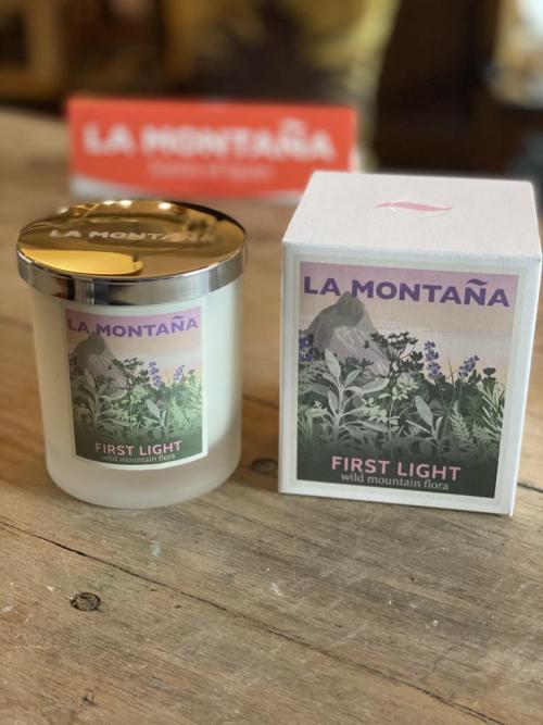 La Montana 40hr Candle First Light