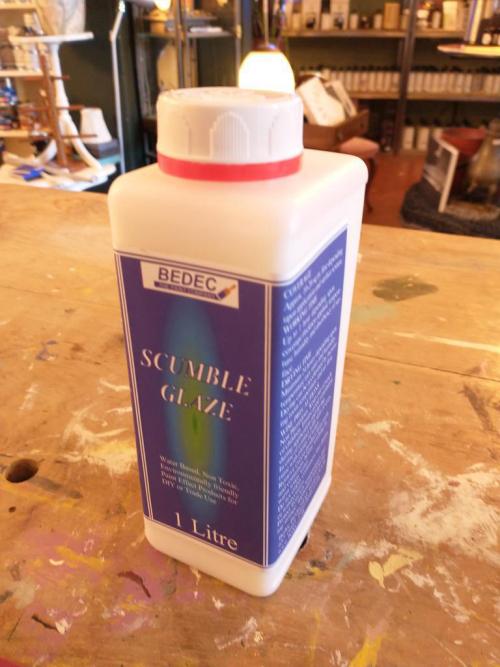Scumble Glaze Clear Satin 1 Litre