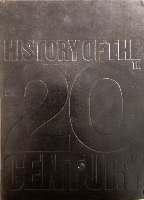 History of The 20th Century Volume 4 Purnell