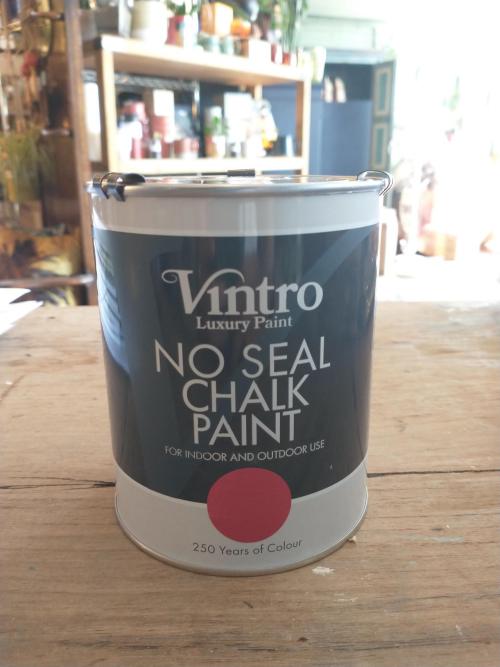 No Seal Chalk Paint Dante's Dream 1 Litre