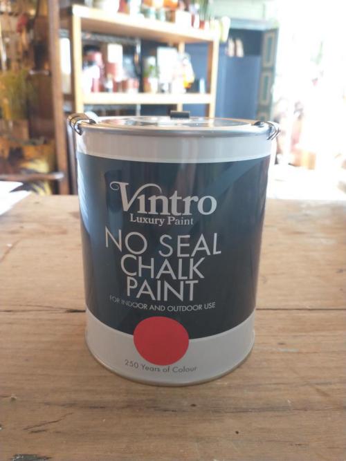 No Seal Chalk Paint Valentine 1 Litre