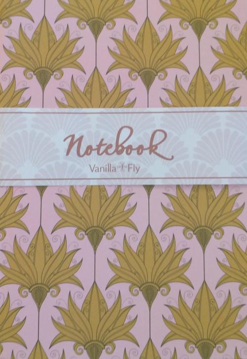 A5 Notebook Pink 2/5