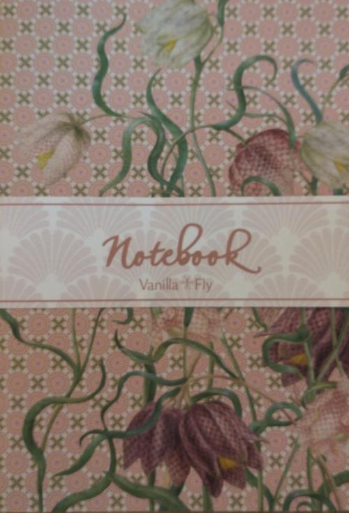 A5 Notebook Pink 3/5