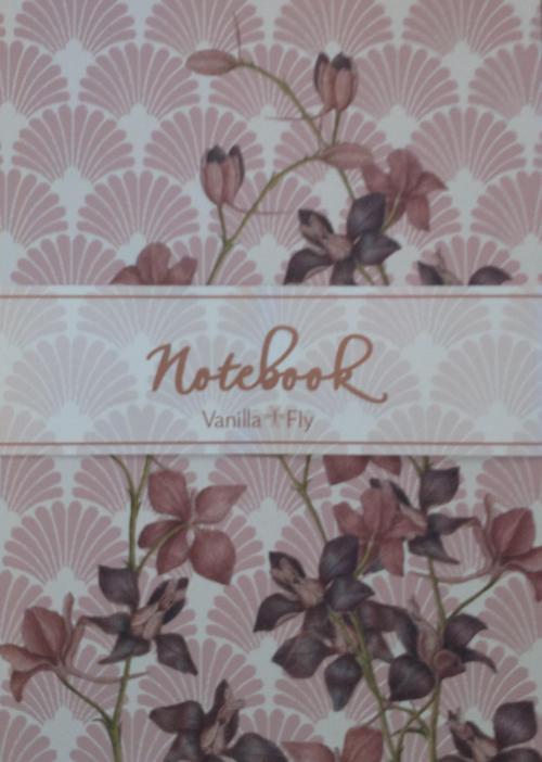 A5 Notebook Pink 4/5