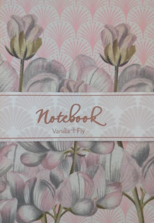 A5 Notebook Pink 5/5