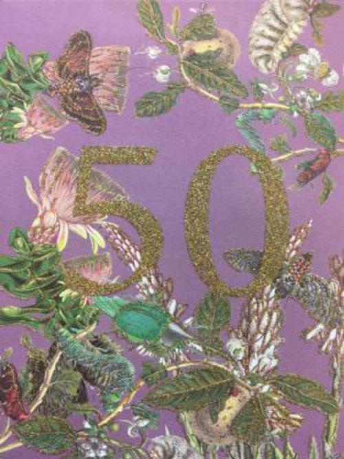 A5 50 Years CARD62