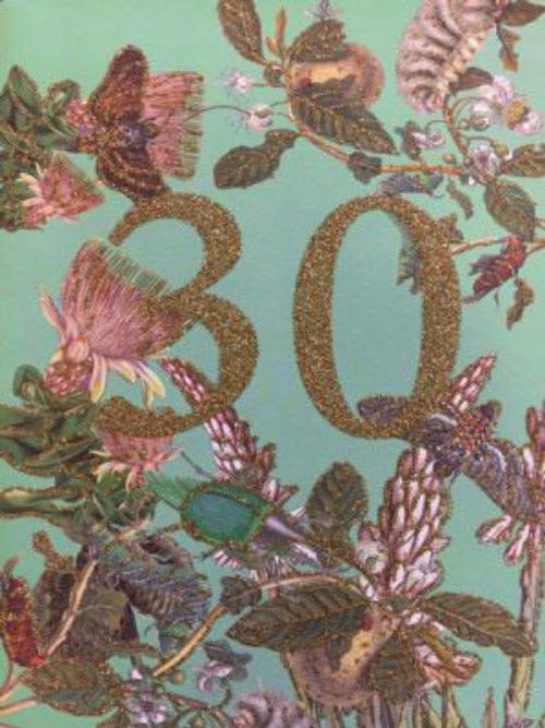 A5 30 Years CARD60