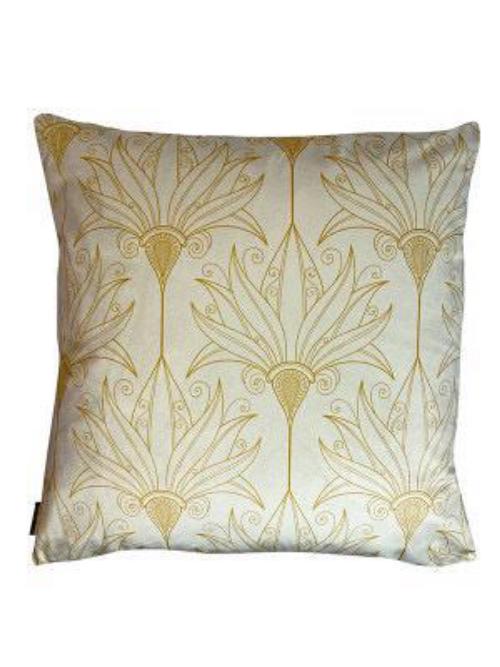 'Cream Lily' Cushion LA120