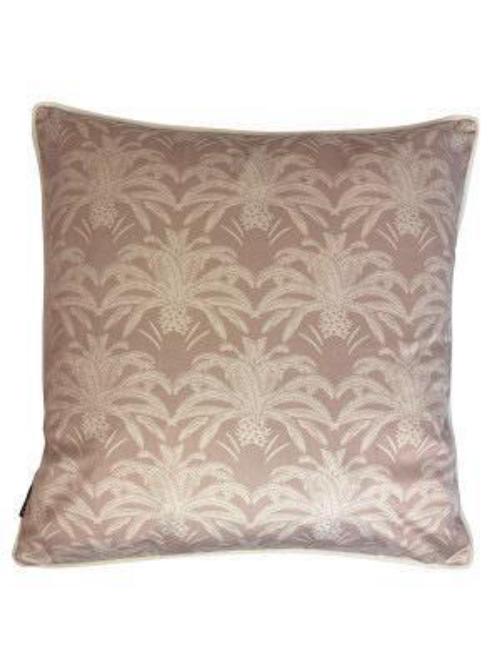 'Pink Palms' Cushion LA114