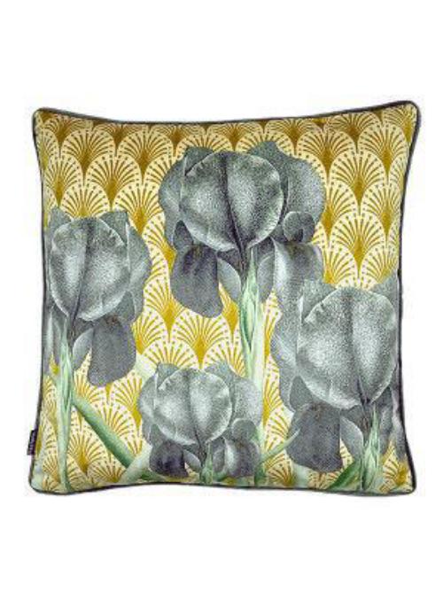 'Blue Floral' Cushion LA104