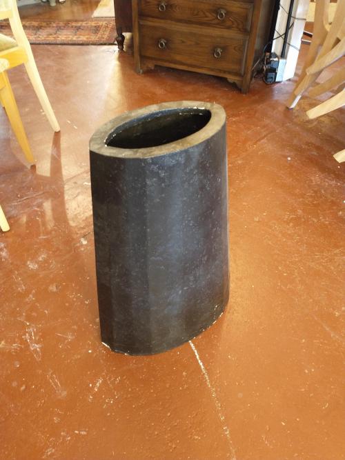 Black Resin Umbrella/Stick Stand