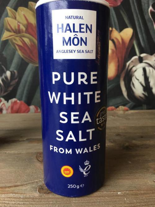 Halen Mon Pure Sea Salt 250g