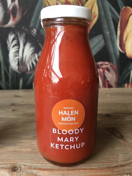 Halen Mon  Bloody Mary Ketchup 250g