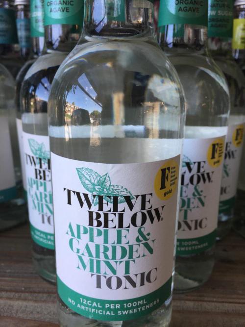 Twelve Below Tonic Apple & Garden Mint
