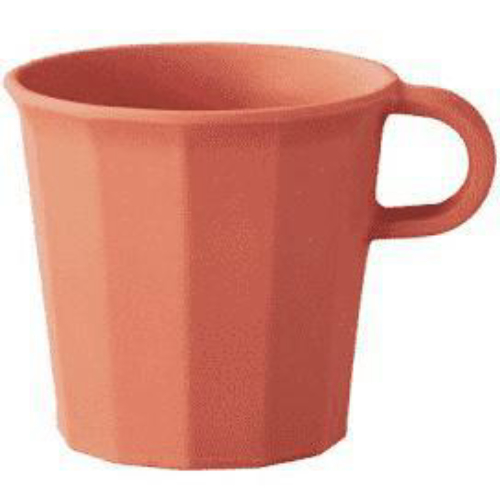 Kinto Alfresco Mug Red