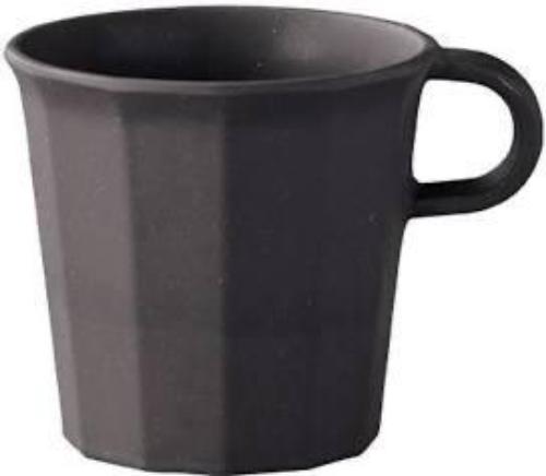 Kinto Alfresco Mug Black