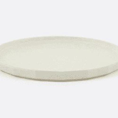 Kinto Alfresco Plate 250mm Beige