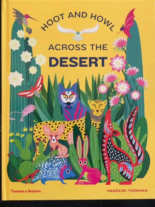 Hoot & Howl Across the Desert