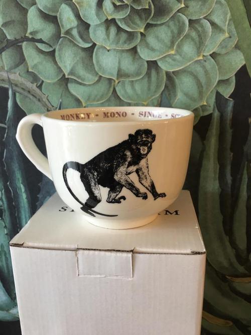 Sir|Madam Mug Monkey