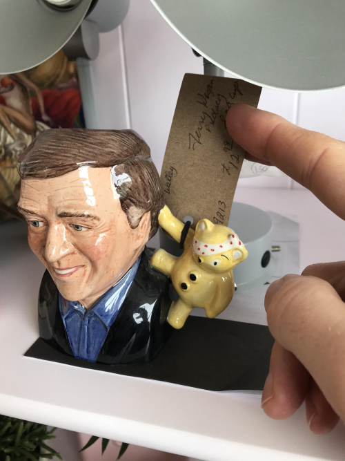 Terry Wogan Egg Cup