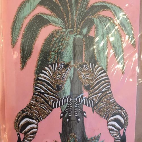 Zebra Card 10K212