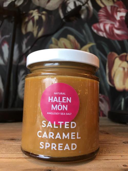 Halen Mon Salted Caramel Spread