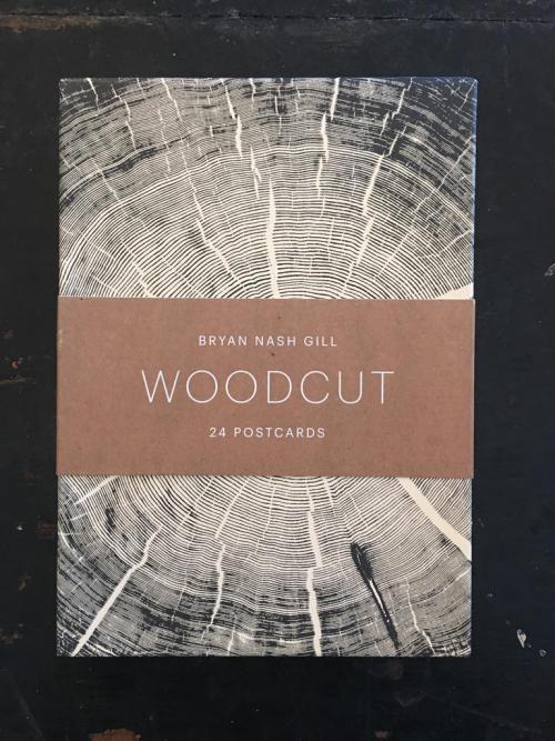 Woodcut Postcards