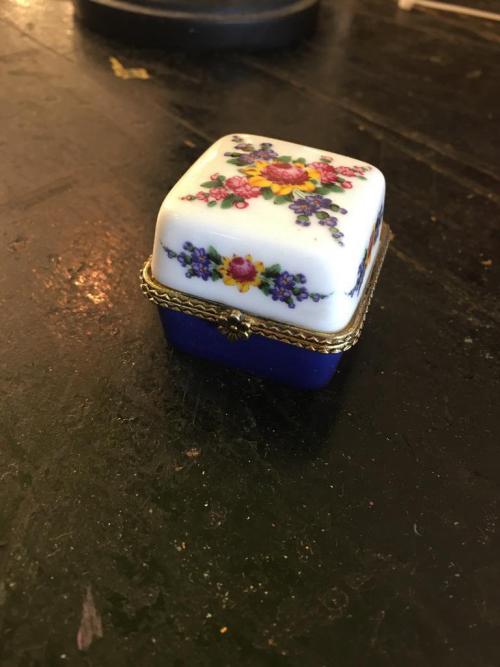 delprado trinket box
