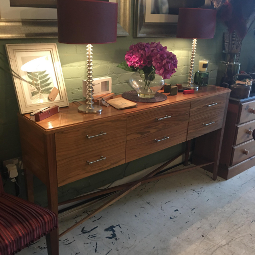 Large modern console/sideboard