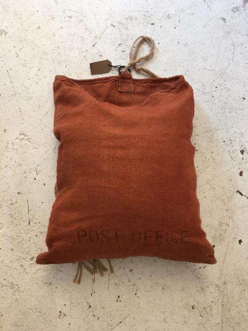 Earth Orange Postal Sack