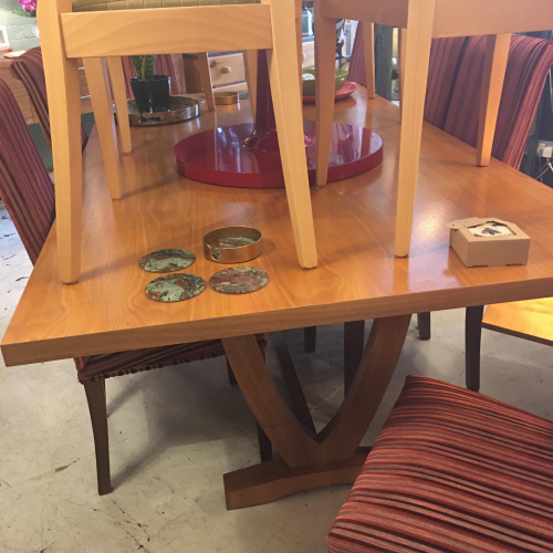 Modern Dining Table for 8