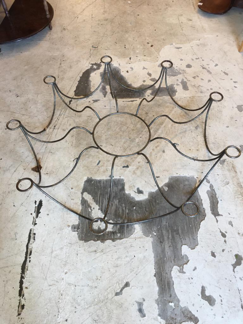 South African Outdoor Chandelier