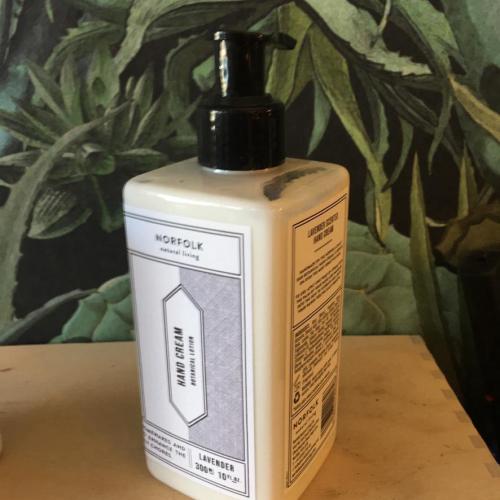 Norfolk Hand Cream Lavender