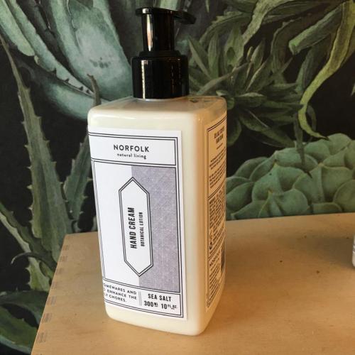 Norfolk Hand Cream Sea Salt
