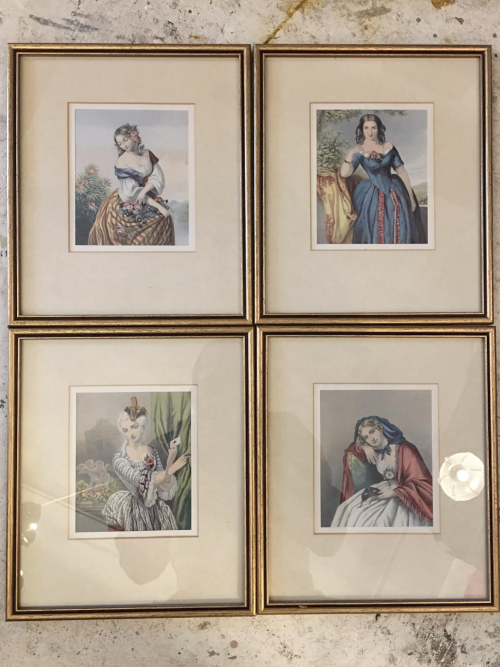 Victoriana Print x 1