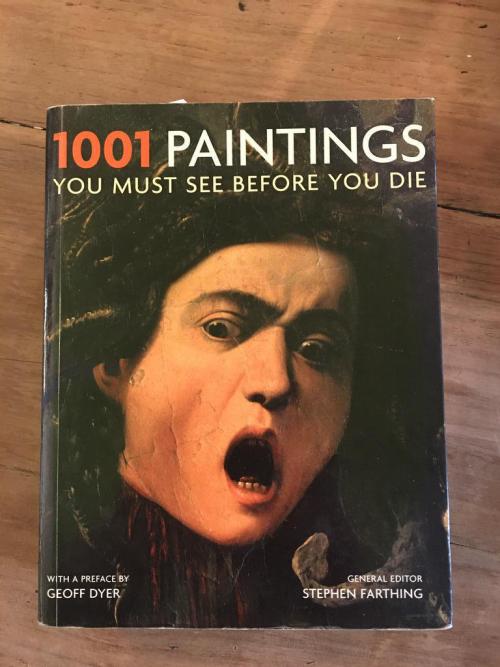 1001 paintings...