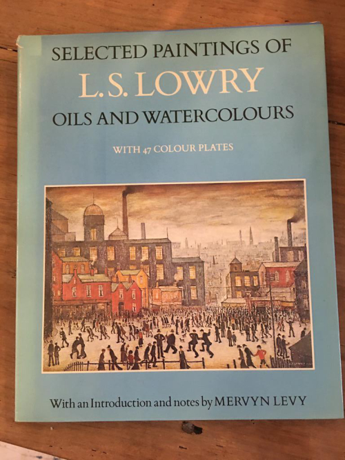 Lowry selected paintings