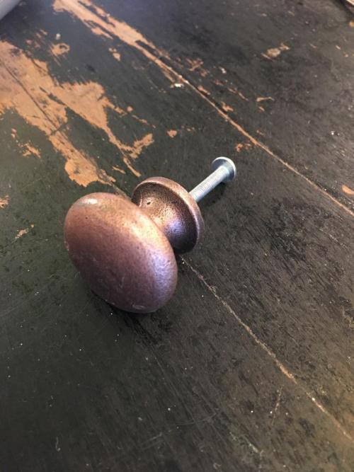 Antique Copper Handle