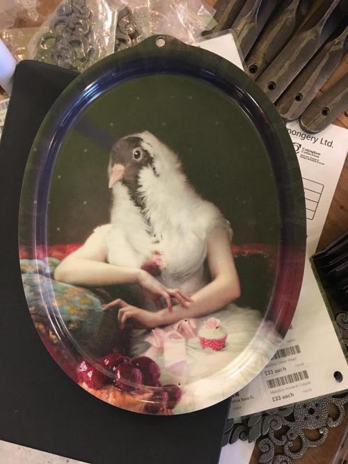 iBride Decorative Plate